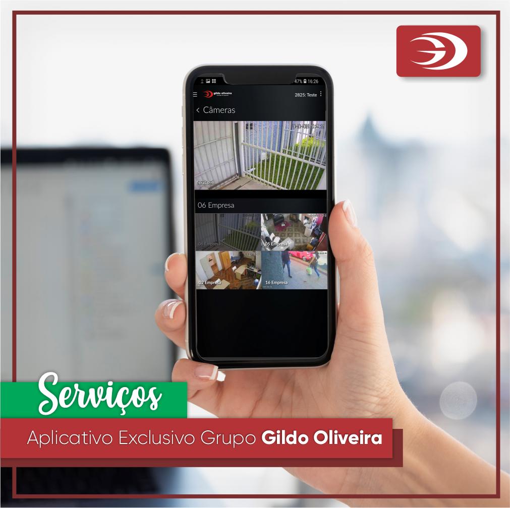 App Grupo Oliveira